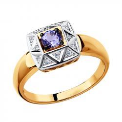 Кольца с бриллиантом купить в интернет магазине Diamant по низкой ... cc8d56dc034d7