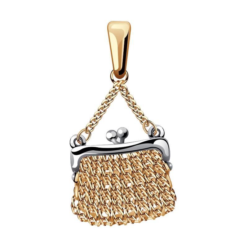 8dbb9bb793c3d3 Золотая подвеска Александра п877сбк: Золото 585 пробы — купить в ...