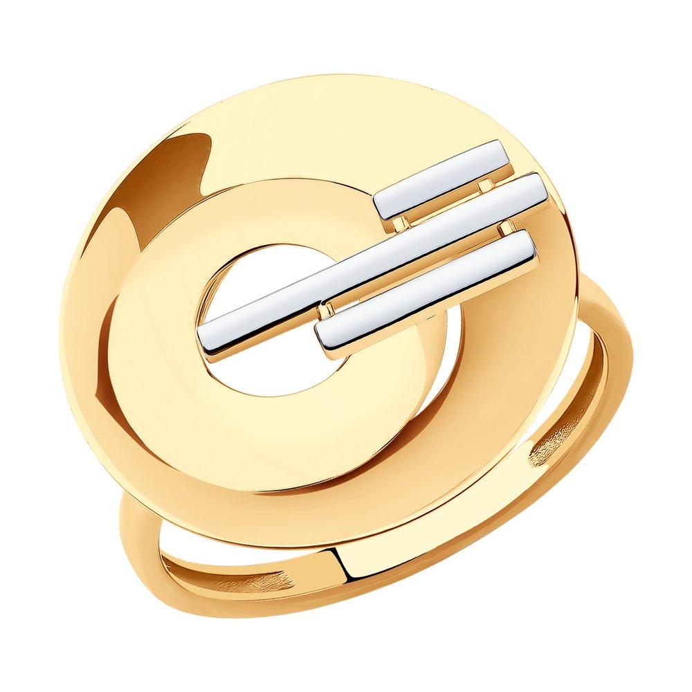 Золотое кольцо SOKOLOV 018774