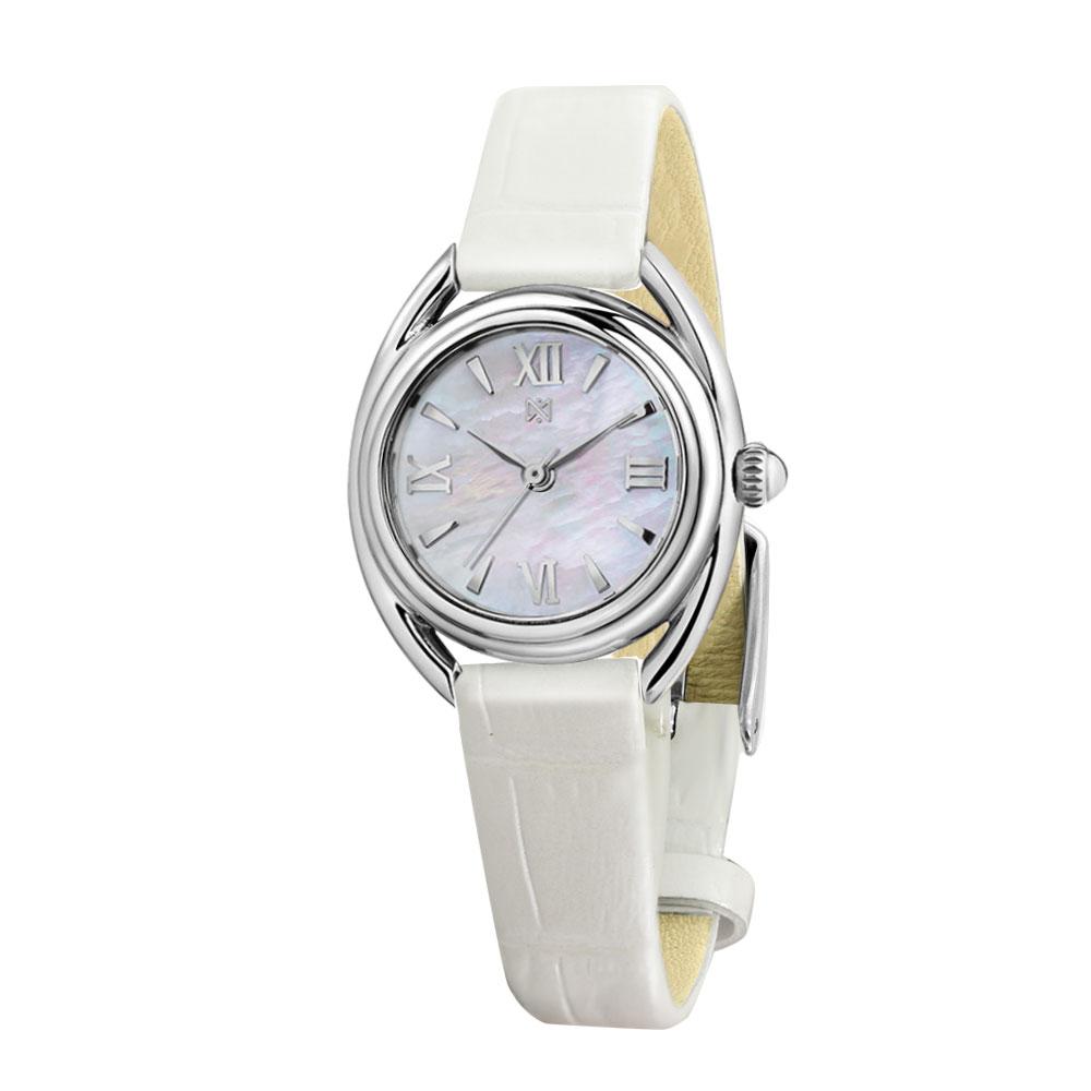 Серебряные часы Часовой завод Ника с минеральным стеклом 1852.0.9.33A
