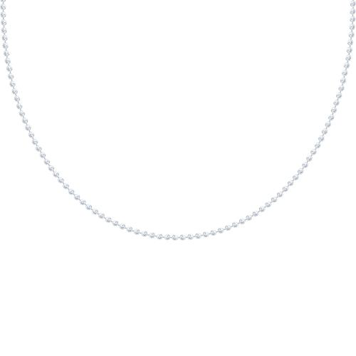Серебряная цепь плетение Фантазийное SOKOLOV 94074631